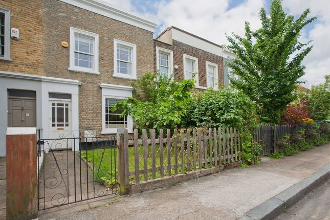 Thumbnail Terraced house to rent in Blenheim Grove, London