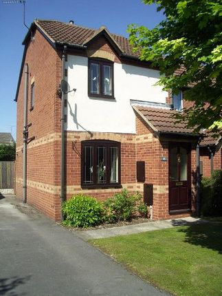 Thumbnail Property to rent in Church Meadow Road, Rossington, Doncaster