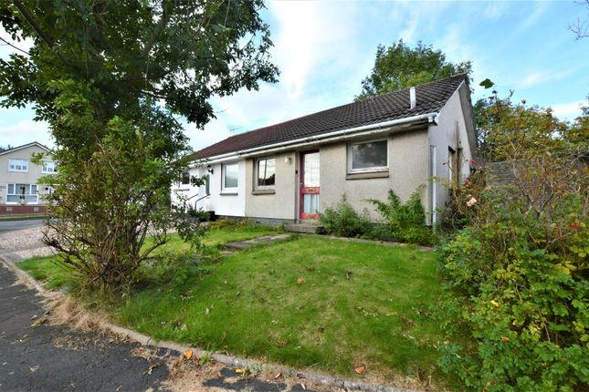 Thumbnail Semi-detached bungalow for sale in 2 Eden Court, Kilwinning