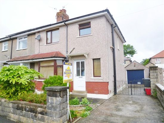 Thumbnail Property for sale in Bellamy Avenue, Morecambe