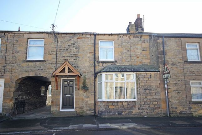 Thumbnail Terraced house for sale in Shaftoe Street, Haydon Bridge, Hexham