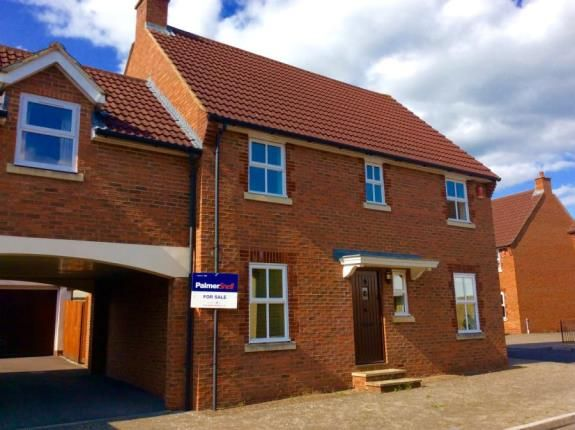 Thumbnail Semi-detached house for sale in Old Mill Way, Wells