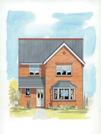 """Thumbnail Detached house for sale in """"The Melrose"""" at Fir Tree Lane, Hetton-Le-Hole, Houghton Le Spring"""