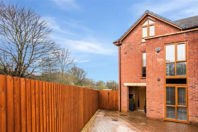 Thumbnail Semi-detached house to rent in Stanley Road, Worsley, Manchester