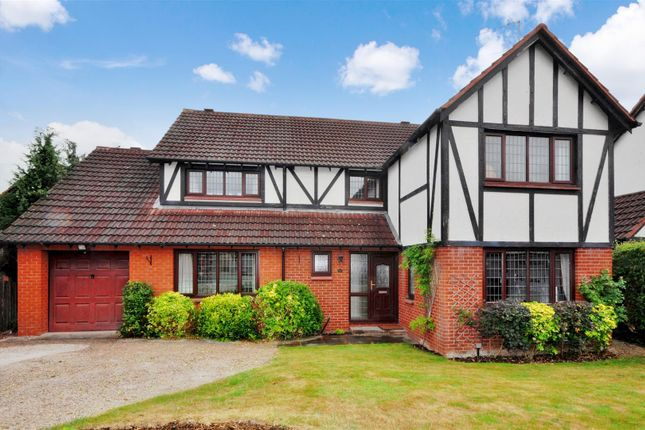 Thumbnail Detached house for sale in Tudor Way, Great Boughton, Chester