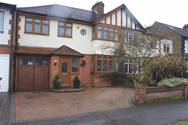 Thumbnail Semi-detached house for sale in Dale View Avenue, London