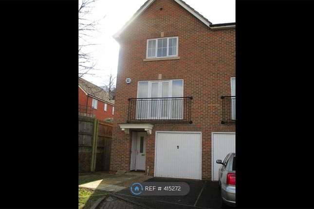 Thumbnail End terrace house to rent in Tregony Road, Orpington