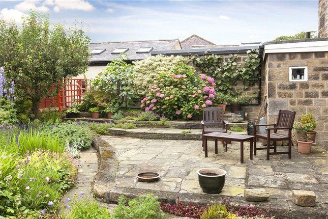 Communal Garden of Newall Hall, Newall Hall Park, Otley LS21