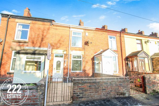 Thumbnail Terraced house to rent in Broad Lane, Collins Green, Warrington