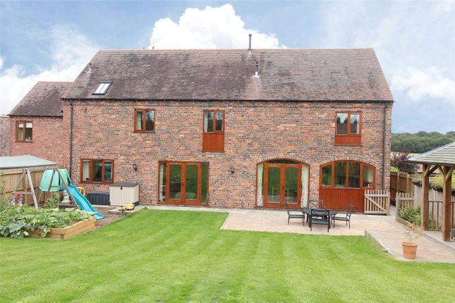 Thumbnail Detached house for sale in Dunsley Hall Farm Barns, Dunsley Road, Kinver, Stourbridge