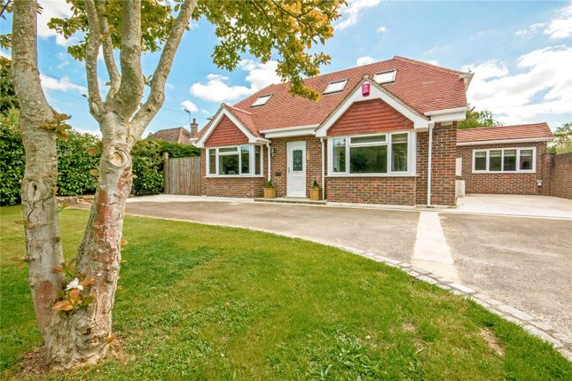 Thumbnail Detached house for sale in Smallfield Road, Horley, Surrey