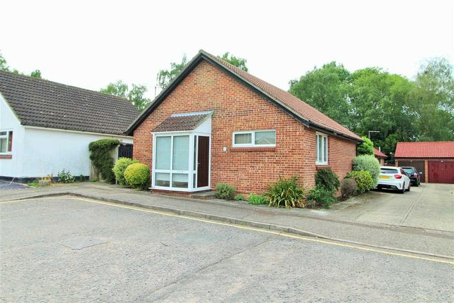 Thumbnail Bungalow for sale in Wakefield Close, Riverside, Colchester