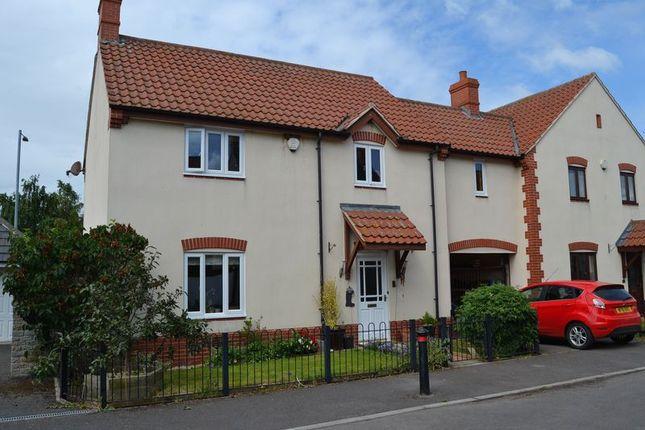 Thumbnail Detached house to rent in Partridge Close, Greinton, Bridgwater