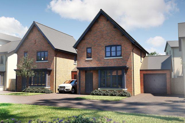"Thumbnail Detached house for sale in ""The Yarkhill"" at Prestbury Road, Prestbury, Cheltenham"
