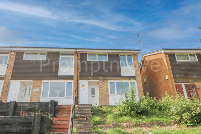 Terraced house to rent in Devon Road, Luton LU2