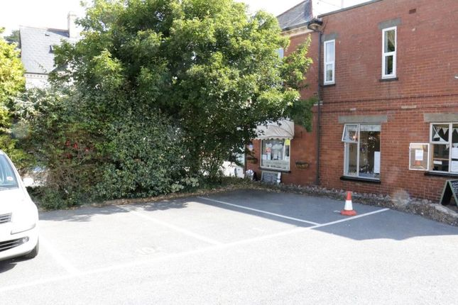 Parking Space of The Rolle, 2 Fore Street, Budleigh Salterton, Devon EX9