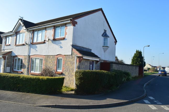 3 bed semi-detached house for sale in Heol Y Fro, Llantwit Major