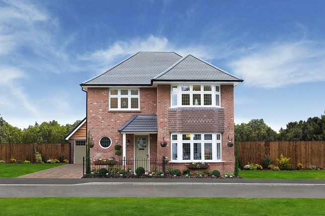 """3 bed detached house for sale in """"Leamington Lifestyle"""" at Lowsley Farm Drive, Liphook GU30"""