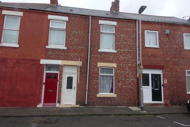 William Street, Blyth NE24