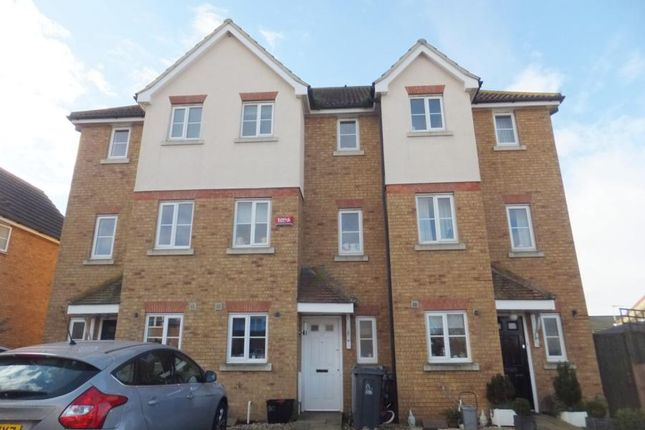 Thumbnail Town house to rent in Thistle Drive, Seasalter, Whitstable