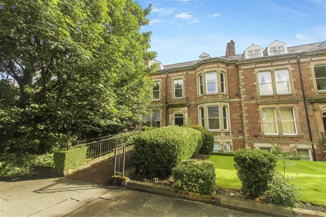 Thumbnail Flat for sale in Osborne Terrace, Jesmond, Newcastle Upon Tyne