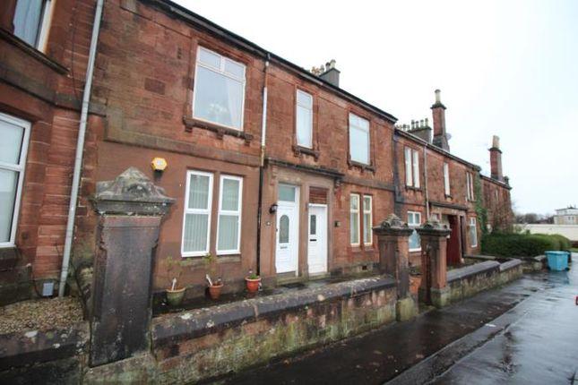 Thumbnail Flat to rent in Wood Street, Blairhill, Coatbridge