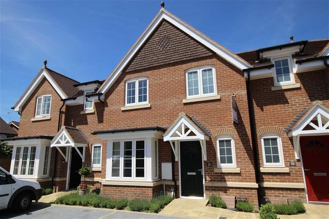 Thumbnail Town house for sale in Southern Way, Farnham