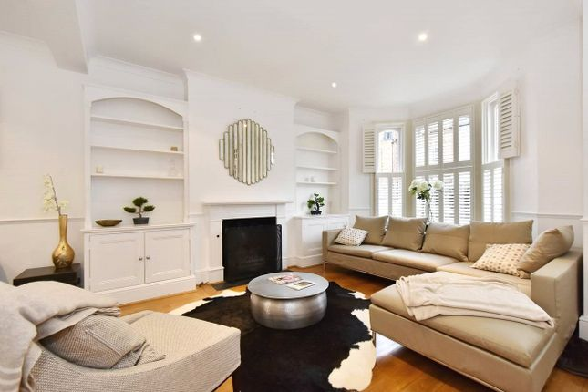 Reception of Mimosa Street, Parsons Green, Fulham, London SW6