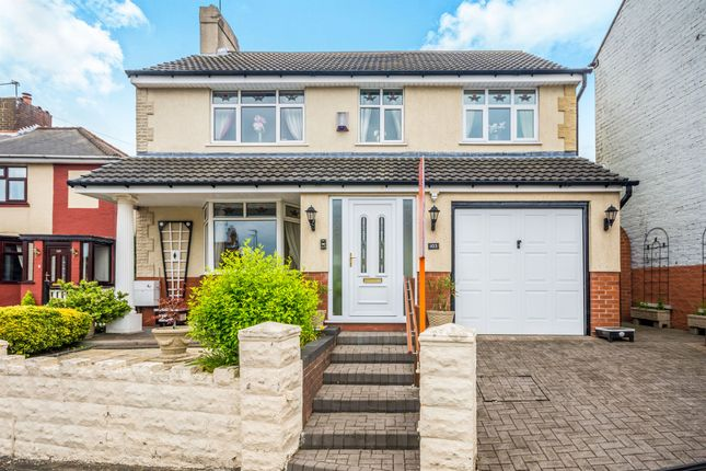 Thumbnail Detached house for sale in Vicarage Road, Wednesbury