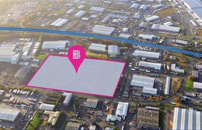 Thumbnail Light industrial to let in Unit 3, Belgrave Street, Bellshill, North Lanarkshire