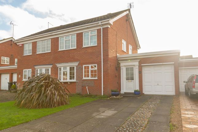 Thumbnail Semi-detached house for sale in Moray Avenue, Birchington