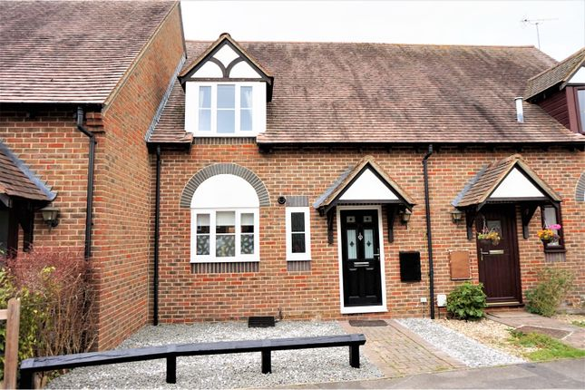 Thumbnail Terraced house for sale in St. Michaels Close, Hungerford