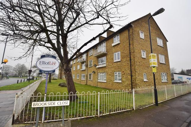 Thumbnail Flat to rent in Brookside Close, South Harrow, Harrow, Middlesex