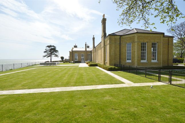 Thumbnail Detached house for sale in Mess Road, Shoeburyness Garrison, Shoeburyness, Essex