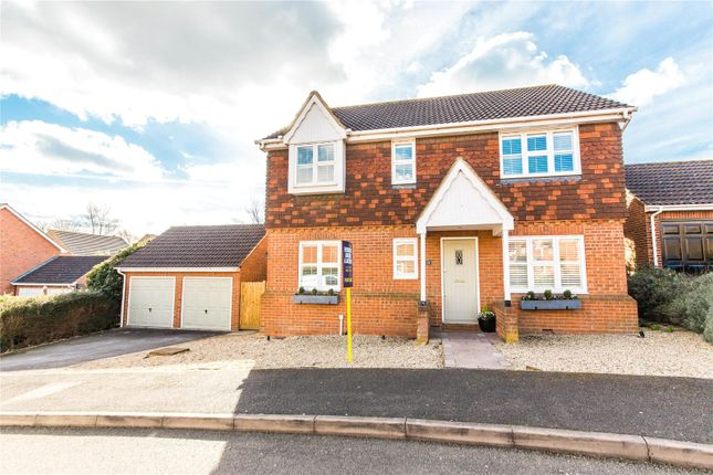 Thumbnail Detached house for sale in Richborough Drive, Strood, Kent