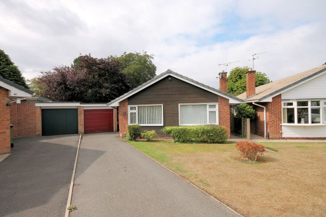 Thumbnail Bungalow to rent in Mereheath Park, Knutsford