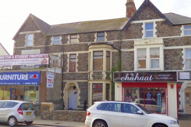 Studio to rent in City Road, Roath, Cardiff CF24
