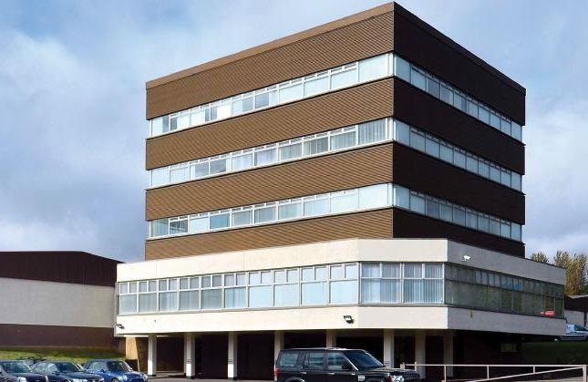 Office to let in Buko Tower, Dalton Road, Glenrothes, Fife
