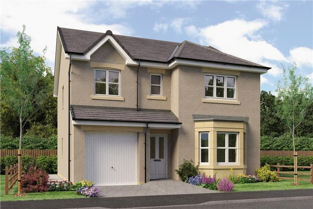 "Thumbnail Detached house for sale in ""Hughes Det"" at Kingsfield Drive, Newtongrange, Dalkeith"