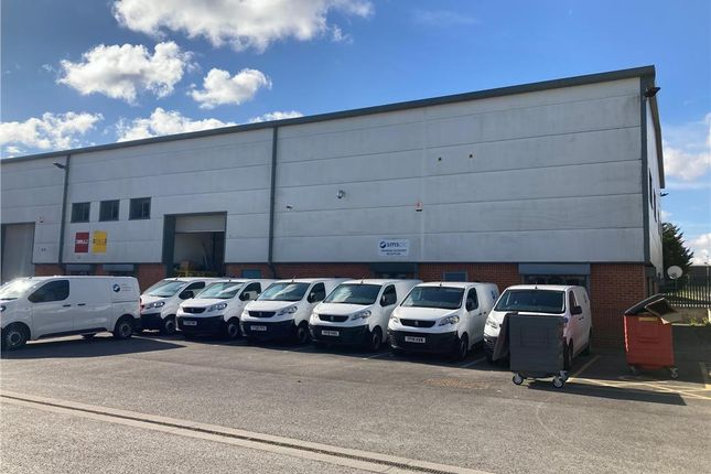 Thumbnail Light industrial to let in Units Harworth Industrial Estate, Bryans Close, Harworth, Doncaster, South Yorkshire