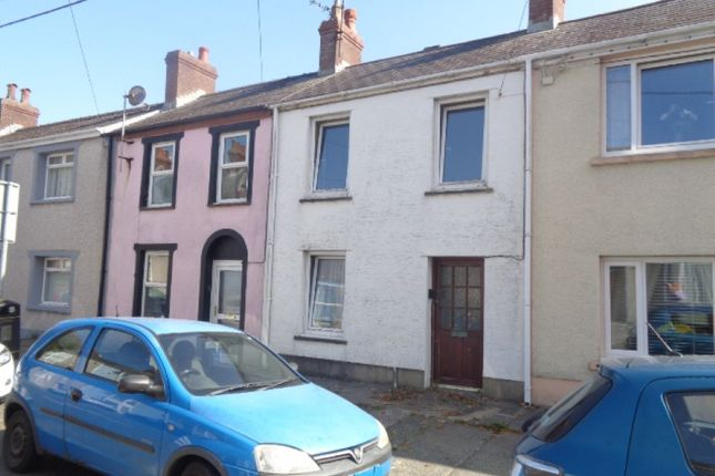 3 bed terraced house for sale in 43 Monkton, Pembroke, Pembrokeshire SA71