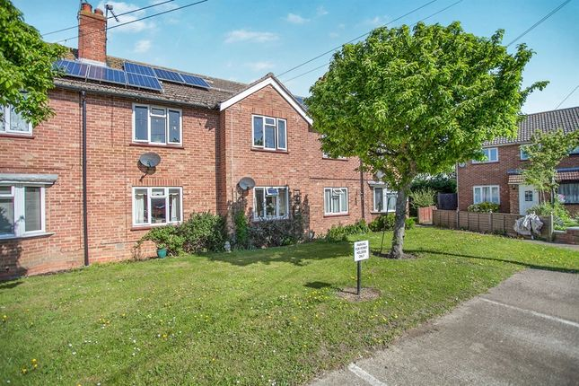 Thumbnail Maisonette for sale in Ramparts Close, Great Horkesley, Colchester