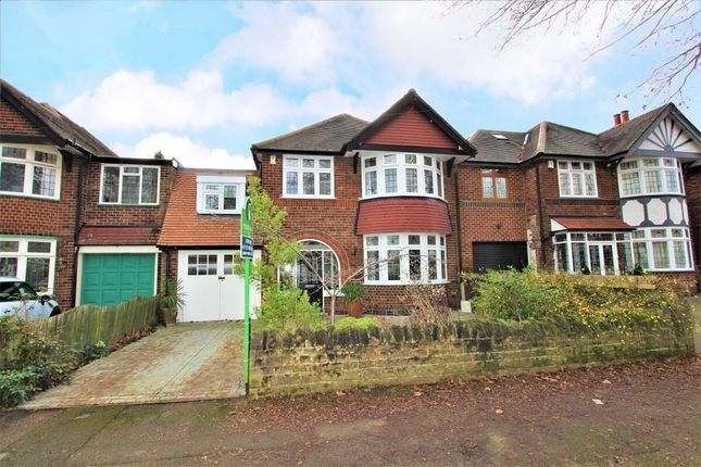 Thumbnail Detached house for sale in Harrow Road, Wollaton, Nottingham
