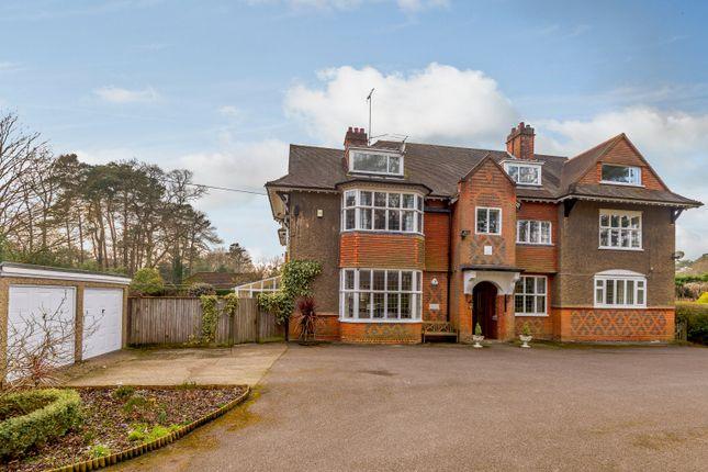 Thumbnail Flat for sale in Longdown Road, Lower Bourne, Farnham
