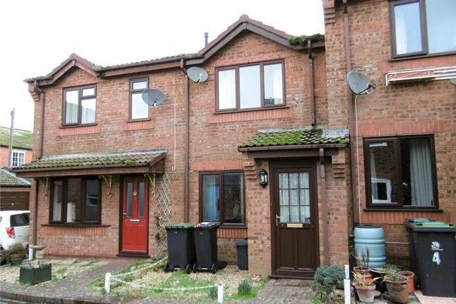 Thumbnail Terraced house to rent in Chardsmead Road, Bridport