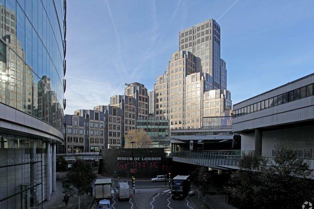 Thumbnail Office for sale in 200-200 Aldersgate, London