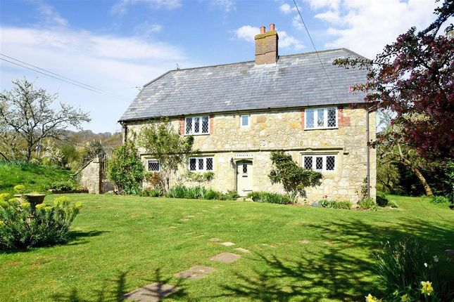 Thumbnail Cottage for sale in Knighton Shute, Newchurch, Sandown, Isle Of Wight