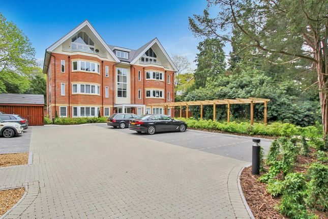 Thumbnail Flat for sale in Burton Road, Branksome Park, Poole
