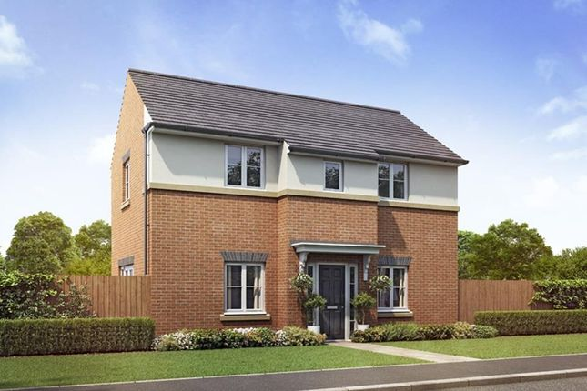 "Thumbnail Semi-detached house for sale in ""Bowlee"" at Whitworth Park Drive, Houghton Le Spring"