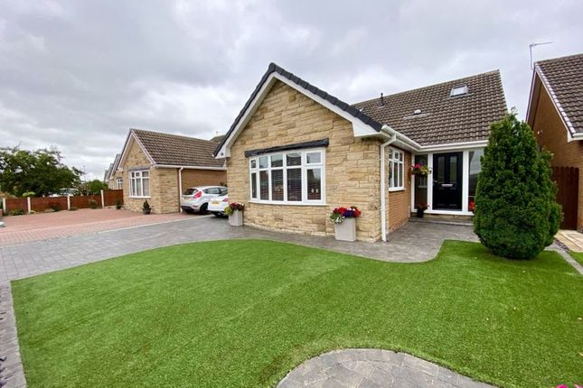 Thumbnail Detached bungalow for sale in Calcott Close, Stockton-On-Tees